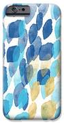 Waterfall- Abstract Art By Linda Woods IPhone 6s Case by Linda Woods
