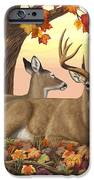 Whitetail Deer - Hilltop Retreat IPhone 6s Case by Crista Forest