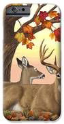 Whitetail Deer - Hilltop Retreat Horizontal IPhone 6s Case by Crista Forest