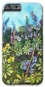 Wild Prairie Lupine IPhone 6s Case