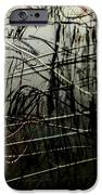 Window Drawing 02 IPhone 6s Case by Grebo Gray