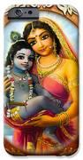 Yashoda And  Krishna 3 IPhone 6s Case by Lila Shravani