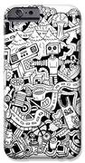 Z Squirrel IPhone 6s Case by Chelsea Geldean