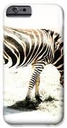 Zebra Stripes IPhone 6s Case