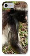 Colobus Monkey IPhone Case