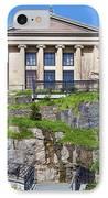 Museum Of Art Philadelphia Pa IPhone Case by David Zanzinger
