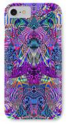 0476 Abstract Thought IPhone Case by Chowdary V Arikatla