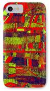 0480 Abstract Thought IPhone Case by Chowdary V Arikatla