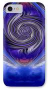 Abstract 143 IPhone Case
