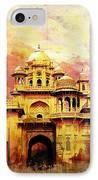 Aitchison College IPhone Case by Catf