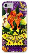 All Gods Creatures IPhone Case by Adele Moscaritolo