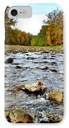 Babbling Brook IPhone Case by Frozen in Time Fine Art Photography