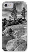 Chimney Beach Lake Tahoe IPhone Case