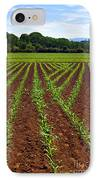 Cultivated Land IPhone Case by Carlos Caetano