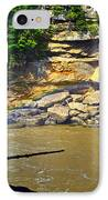 Cumberland Falls Rainbow IPhone Case by Frozen in Time Fine Art Photography