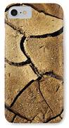 Dry Land IPhone Case by Carlos Caetano