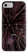 Fireworks IPhone Case by Jason Meyer