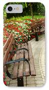 Formal Garden IPhone Case