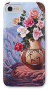 Fragrance And Dew IPhone Case by Ricardo Chavez-Mendez