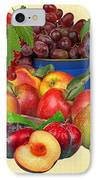 Fruits IPhone Case by Manfred Lutzius