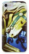 Golden Steed IPhone Case by JAMART Photography