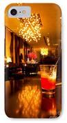 Hotel Lounge IPhone Case