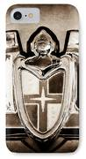 Lincoln Emblem IPhone Case