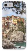 Manarola IPhone Case by Joana Kruse
