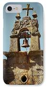 Medieval Campanile  IPhone Case by Carlos Caetano