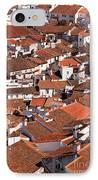 Medieval Town Rooftops IPhone Case by Jose Elias - Sofia Pereira