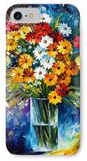 Morning Charm IPhone Case by Leonid Afremov