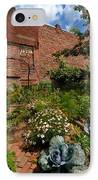 Olde Allegheny Community Gardens IPhone Case