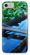 Pateira Boats IPhone Case by Carlos Caetano