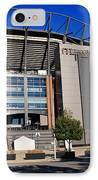 Philadelphia Eagles - Lincoln Financial Field IPhone Case