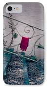 Red Glove IPhone Case by Joana Kruse