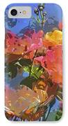 Rose 208 IPhone Case by Pamela Cooper