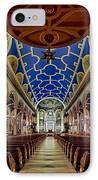 Saint Michael Church IPhone Case by Susan Candelario