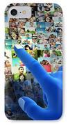 Social Media Network IPhone Case