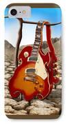 Soft Guitar II IPhone Case