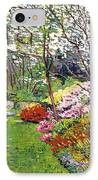 Spring Forest Vision IPhone Case