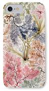 Textile Design IPhone Case