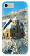 The Chapel On The Rock II IPhone Case