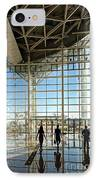 The New Kaohsiung Exhibition Center IPhone Case by Yali Shi