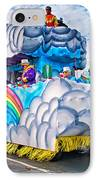 The Spirit Of Mardi Gras IPhone Case by Steve Harrington