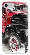 Vintage International Truck IPhone Case by Douglas Barnard