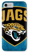 Jacksonville Jaguars IPhone Case