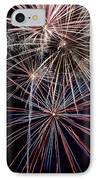 Local Fireworks IPhone Case by Mark Dodd
