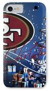 San Francisco 49ers IPhone Case