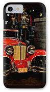 1931 Cord L-29 IPhone Case by Maria Angelica Maira