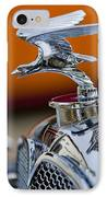 1932 Alvis Hood Ornament 2 IPhone Case